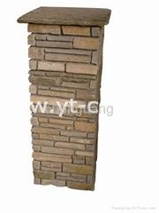 Culture Stone Colum