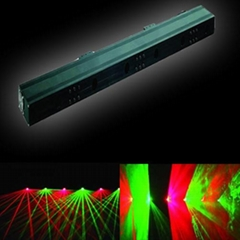 Double Color Red/Green Stage/KTV/Dj laser Lighting (S-07)