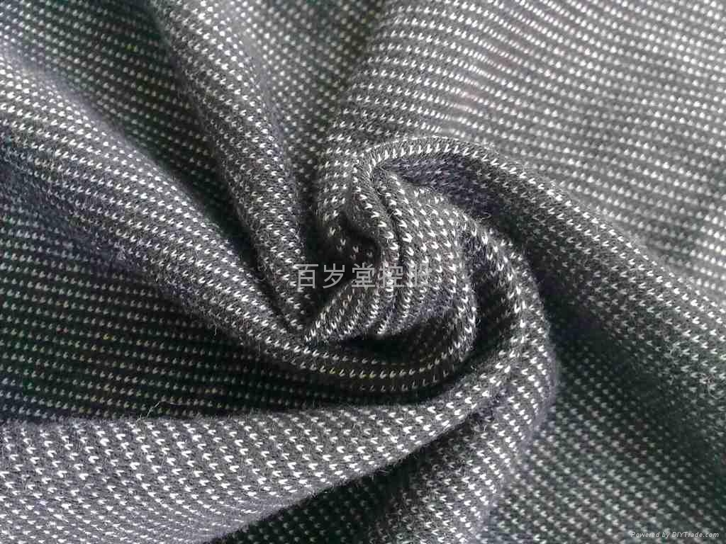 cotton polyester twill denim fabric  1
