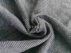cotton polyester twill denim fabric