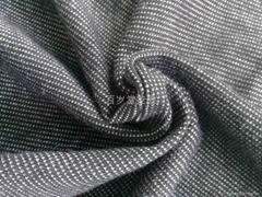 cotton polyester twill denim fabric
