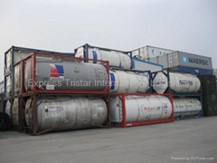 Transtank international logistics (dalian) co.,ltd