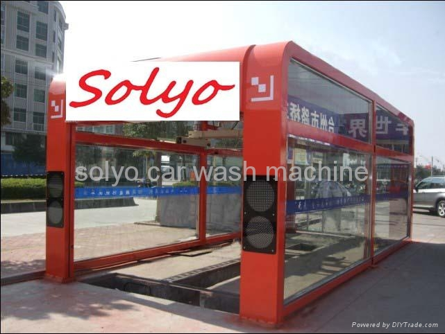 Car Wash Equipment Manufacturers In China