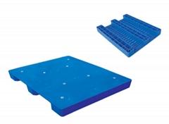 川字底平板單面塑料托盤