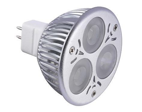 Dimmable MR16 spot light 1
