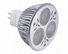 Dimmable MR16 spot light
