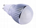 LED GU10 bulb light