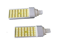 LED G24 plug in lamp