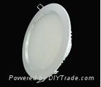 LED round panel light 1