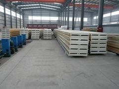 聚氨酯彩钢夹芯板价格