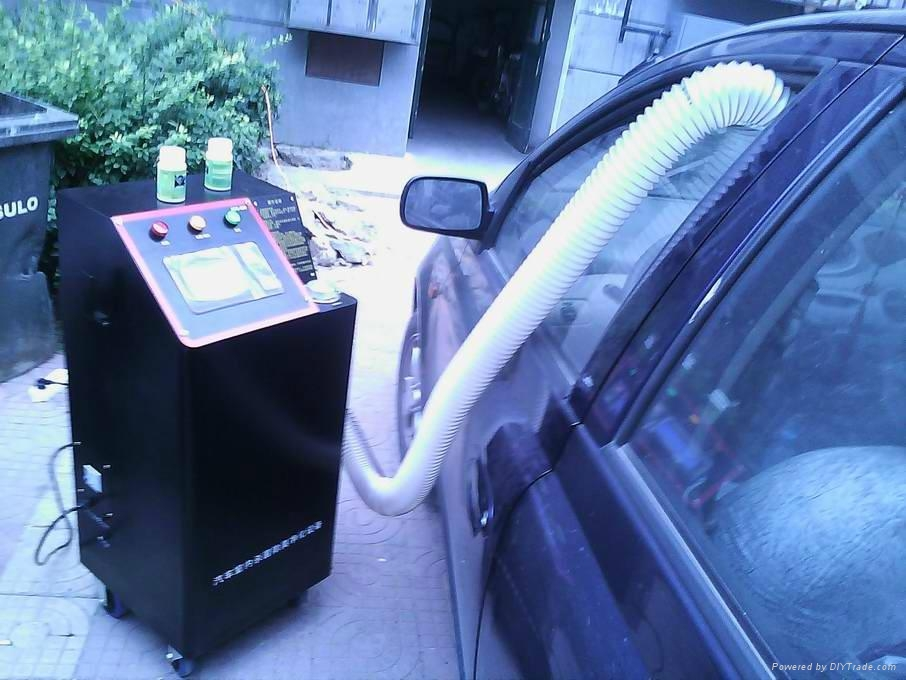 汽車空氣淨化設備  1