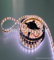 5050RGB软灯条/一米60灯硅胶套管