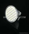 LED 48粒3W玻璃射灯