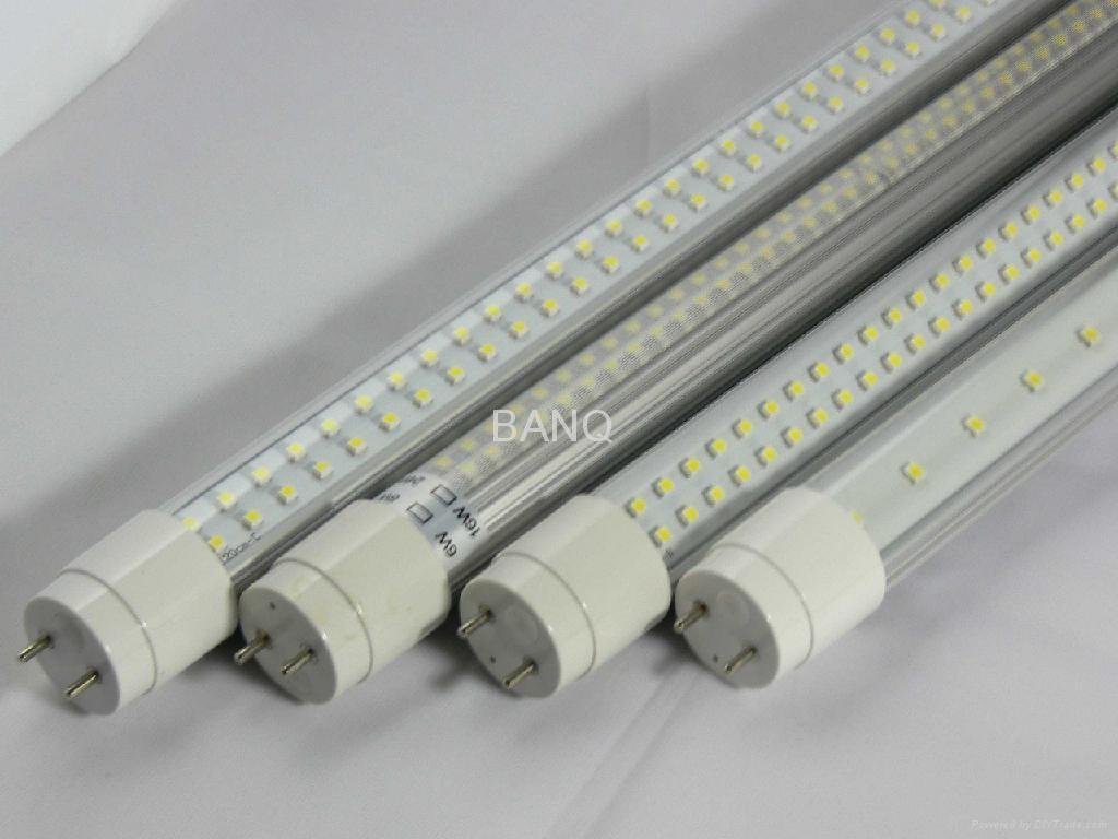 T8灯管/LED288 1.2M铝型材质磨纱罩 2