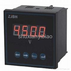 博恒仪表-BH194U-3X1单相交流电压表