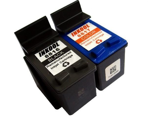 INKOOL丹瑞 HP F2368 2468墨盒一套 1