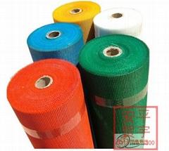 安平贺宇批发供应塑料平网颜色红黄蓝绿黑白