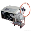 Flat Cable Cutting Stripping and Splitting Machine