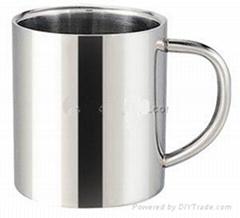 Stainless Steel Coffee Mug