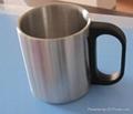 Stainless Steel Coffee Mug  2
