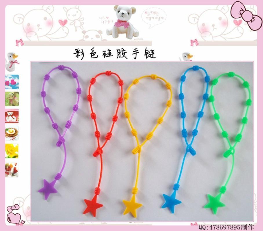 Bead bracelets 3