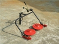 RM-1 rotor mower of walking tractor