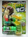 BEN 10 bubble gun with flashing and