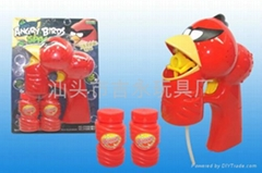 angry bird with light &