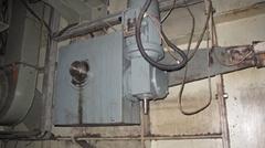 kd罐蒸機翻轉電機齒輪箱改造