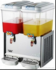 Stainless steel jucie dispenser/ cool juice dispenser