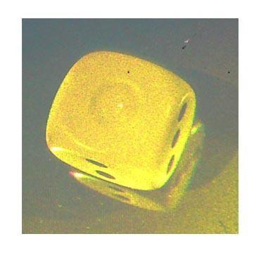 激光 全息立體防偽標 4