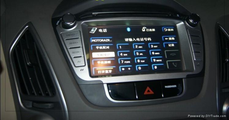 飞歌现代ix35专用dvd导航