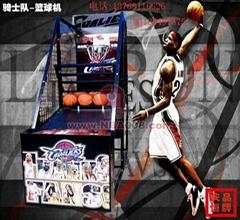 广州篮球机