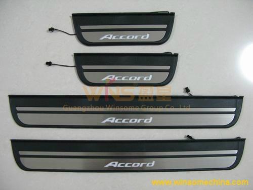 Door Sills Led For Honda Accord 2008 1