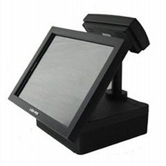 供應15寸觸摸屏收款機ST-150N