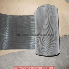 STAINLESS STEEL REVERSE  DUTCH WOVEN CLOTH
