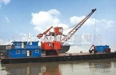 FQ825型船用起重机