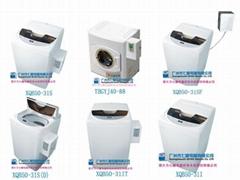 福建开洗衣店用的商用投币洗衣机