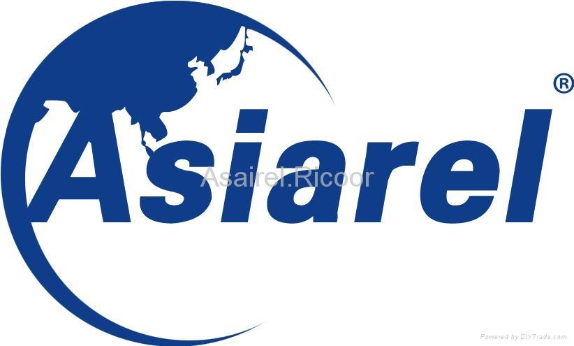 Asia Asiarel Limited位于亚洲区域总公司,其总公司Asiarel在亚洲各国分布有多家子公司,Asia Asiarel (China) Limited位于中国香港的Asairel子公司,Ricoor是隶属于Asia Asiarel (China) Limited的中国大陆子公司,简称Asiarel.Ricoor,Asiarel.Ricoor总部位于中国北京。 Asiarel.