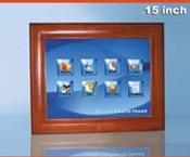 液晶模拟屏数码相框