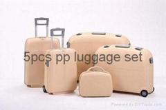 PP Luggage Set-IA Series