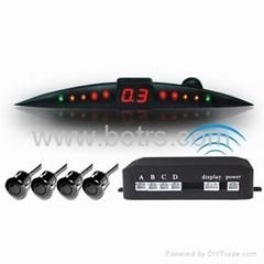 Wireless Parking Sensor