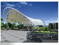 广东舞台膜结构