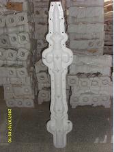 水泥雕花圍欄模具 1