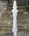 水泥雕花圍欄模具 3