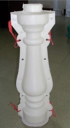 水泥花瓶柱圍欄模具 1