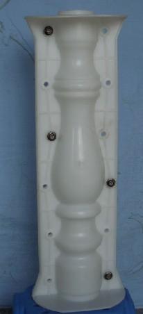水泥花瓶柱圍欄模具 2