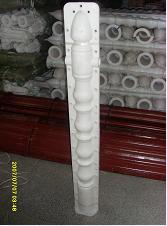 水泥葫芦围栏模具 1