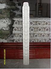 水泥葫芦围栏模具 2
