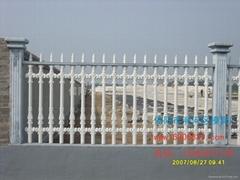 圍欄模具的材質分析